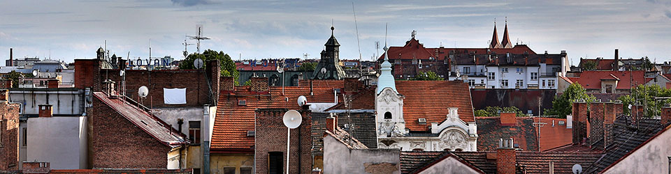 … Na střeše
